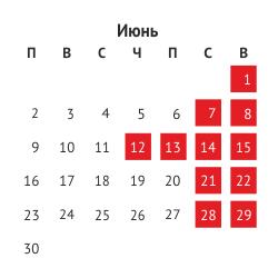 Календарь беременности двойне